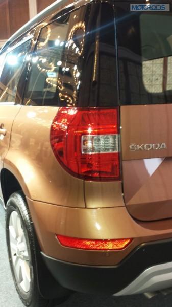 New 2014 Skoda Yeti launch (4)