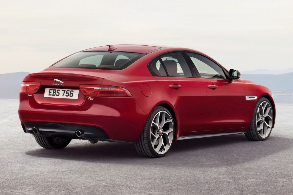 New 2016 Jaguar XE officially revealed Images and details (36)