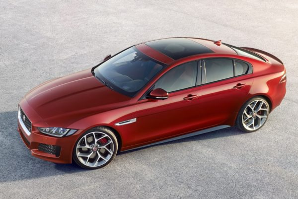 New 2016 Jaguar XE officially revealed Images and details (37)