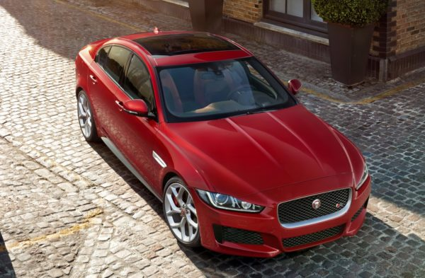 New 2016 Jaguar XE officially revealed Images and details (44)