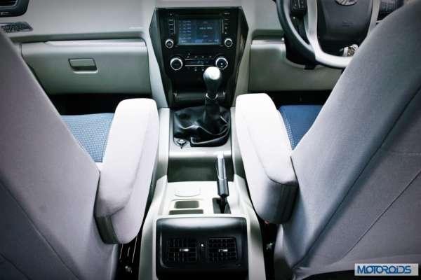 New Mahindra Scorpio Dashboard (4)