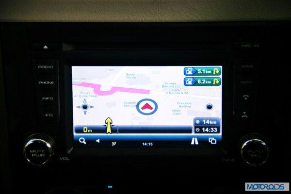 New Mahindra Scorpio Infotainment System (10)