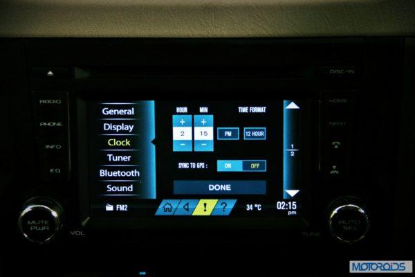 New Mahindra Scorpio Infotainment System (12)