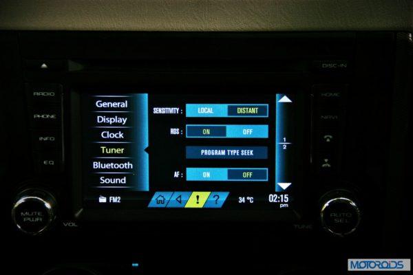 New Mahindra Scorpio Infotainment System (13)