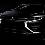 Mitsubishi Outlander PHEV Concept-S to be showcased at 2014 Paris Motor Show