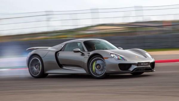 Porsche recalls 918 Spyder (1)