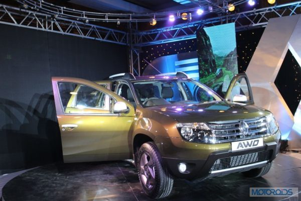 Renault Duster AWD launch (15)