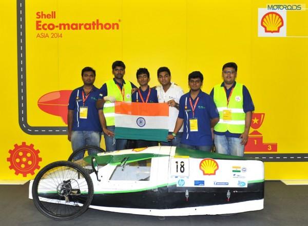 Shell Eco Challenge 2015 (1)