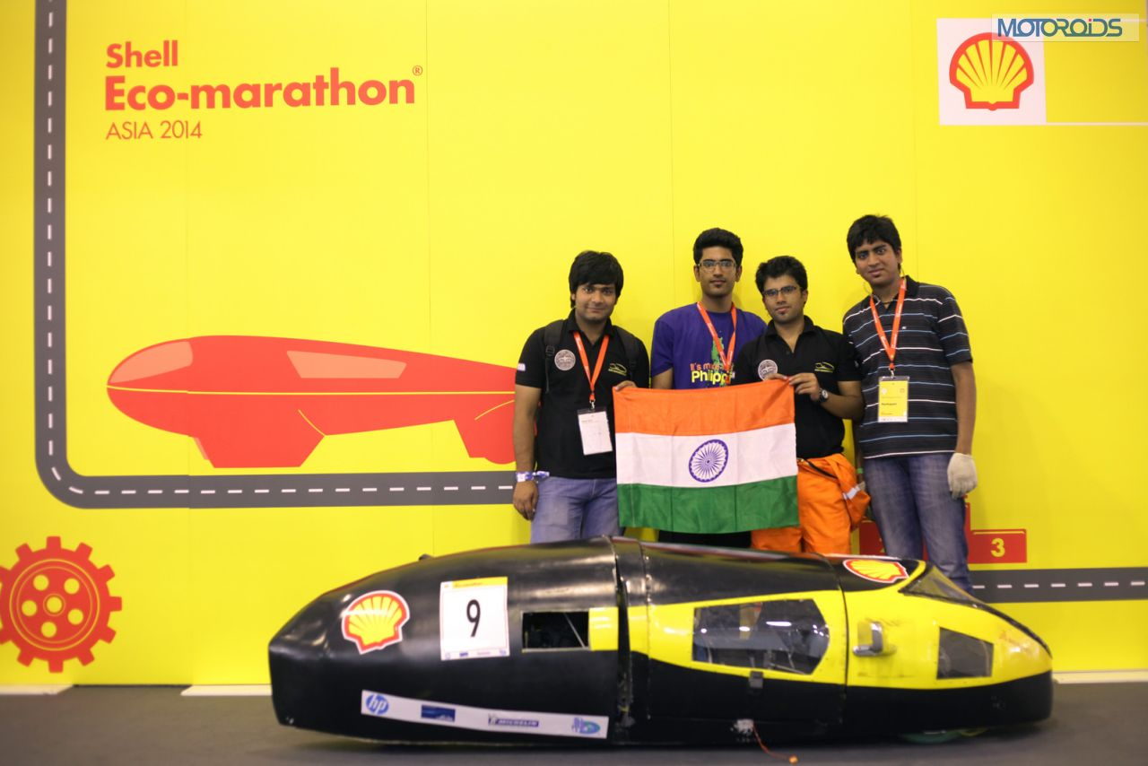 shell eco marathon asia 2015 18 indian universities clear phase i registrations motoroids. Black Bedroom Furniture Sets. Home Design Ideas