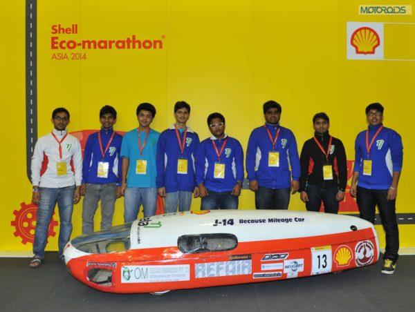 Shell Eco Challenge 2015 (3)