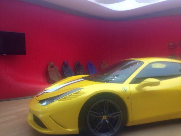 Spied Ferrari 458 Speciale Spider (1)