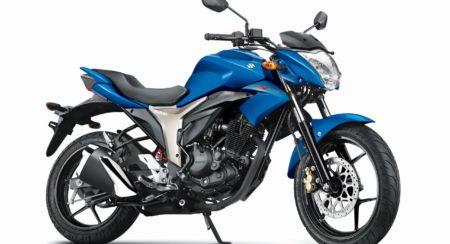 Suzuki Gixxer 155 (2)