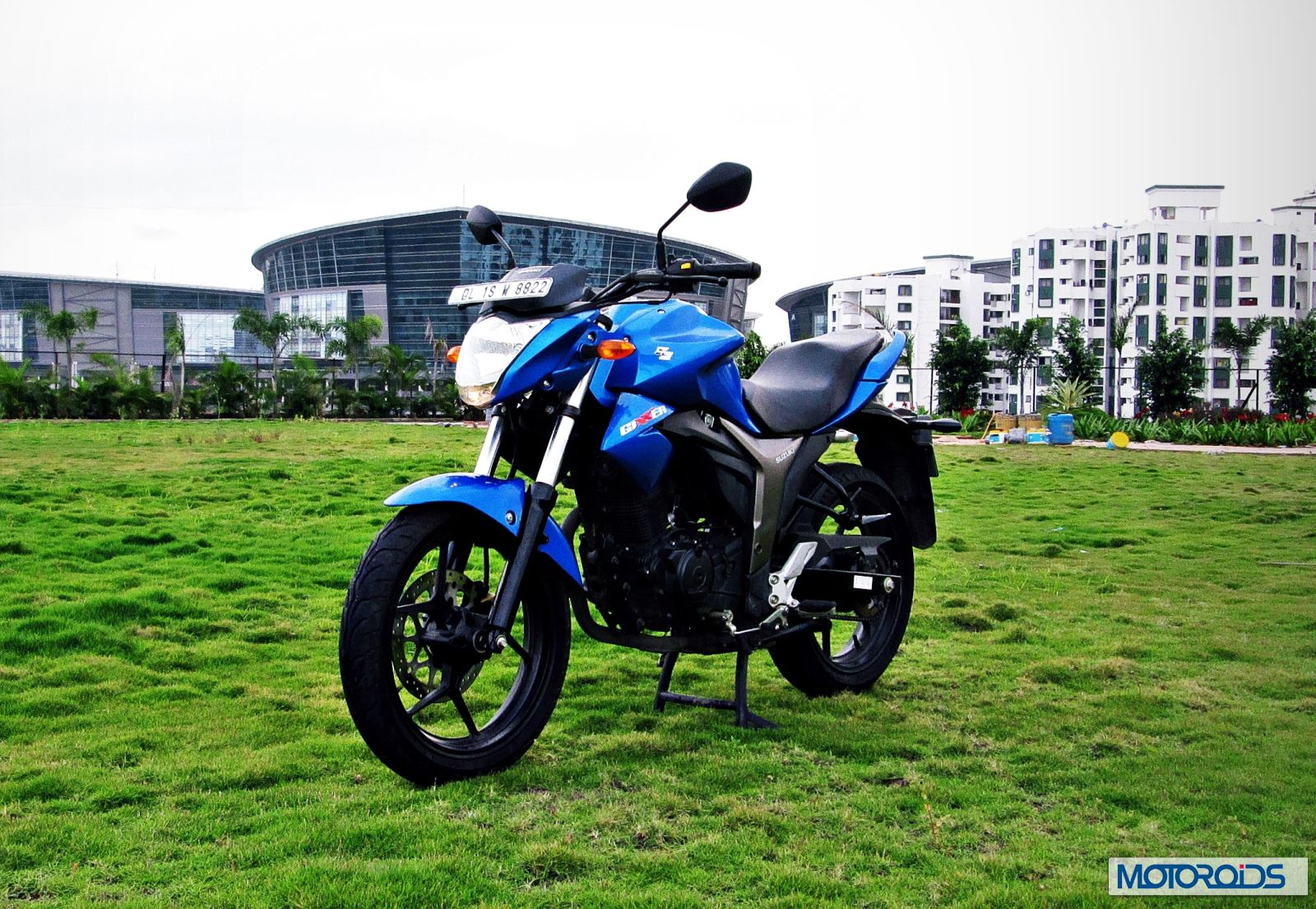 Suzuki Gixxer 155 Review : The Namesake | Motoroids