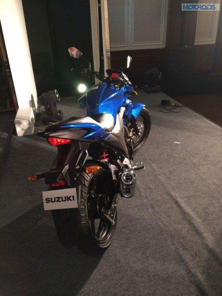 Suzuki Gixxer launch stills (1)