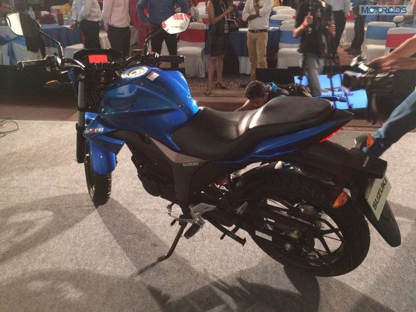 Suzuki Gixxer launch stills (6)