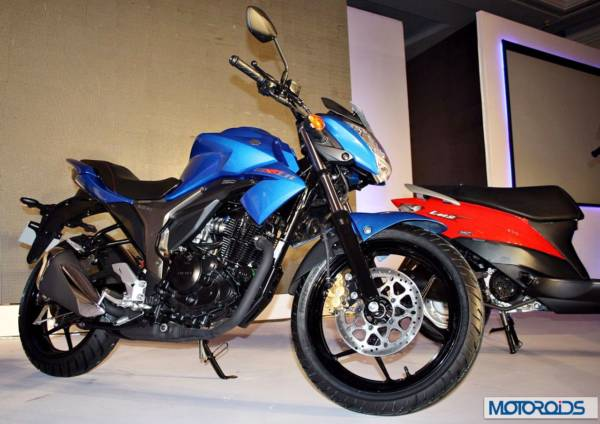 Suzuki team in Japan designing bikes for India (2)