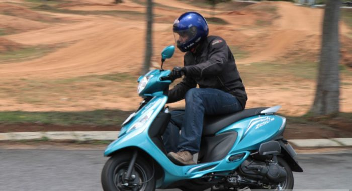New TVS Scooty Zest 110 Review: Value Redefined