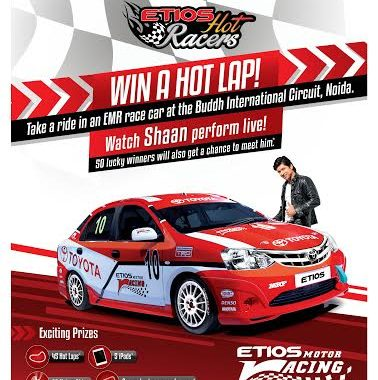 Toyota Etios Motor Racing 2014 Finals To Be Held At Bic On