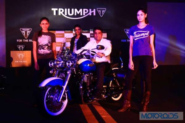 Triumph Thunderbird LT Launched (6)