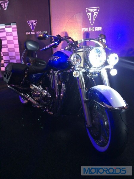 Triumph Thunderbird LT launched-Image 1