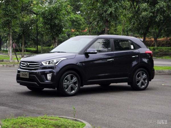 Upcoming Hyundai ix25 detailed images (16)