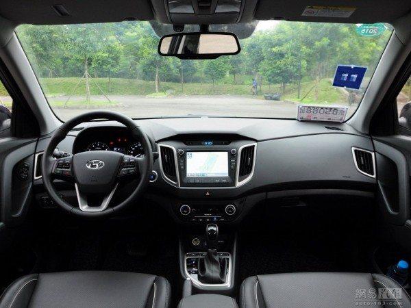 Upcoming Hyundai ix25 detailed images (9)