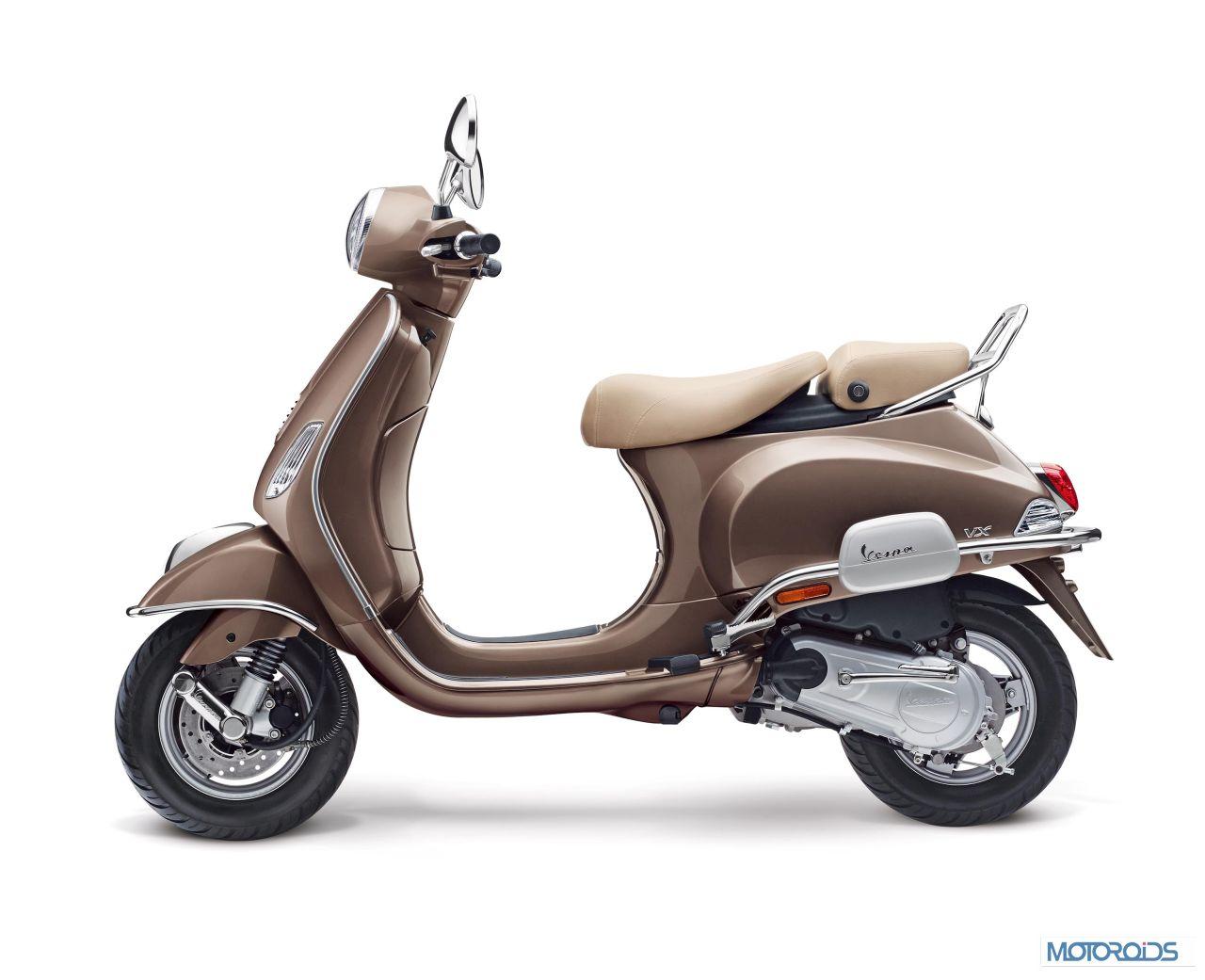 Vespa Elegante 5 Motoroids Com