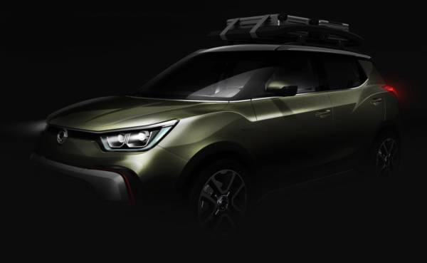 XIV-Air and XIV-Adventure- Two new Ssangyong Concepts; X100 confirmed (4)
