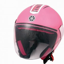 Yamaha Encourages Helmet Use by Pillion Riders; Launches Customised Helmets for Women and Children
