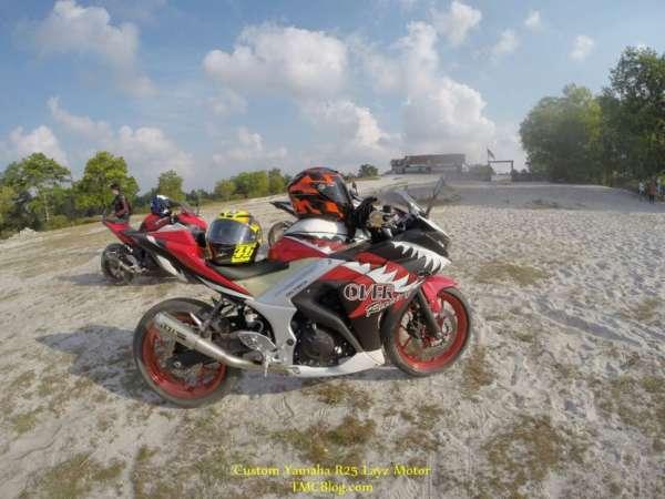 Yamaha R25 modofication (2)