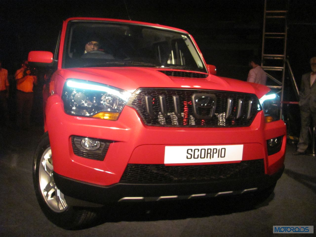 New 2014 Mahindra Scorpio All You Need To Know Motoroids