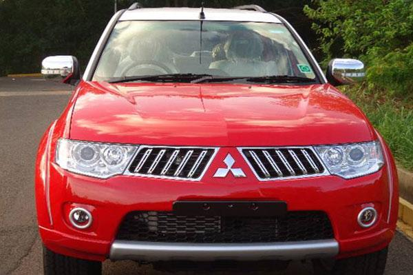 Mitsubishi Pajero Sport Limited Edition on sale for INR 23.99 lakh