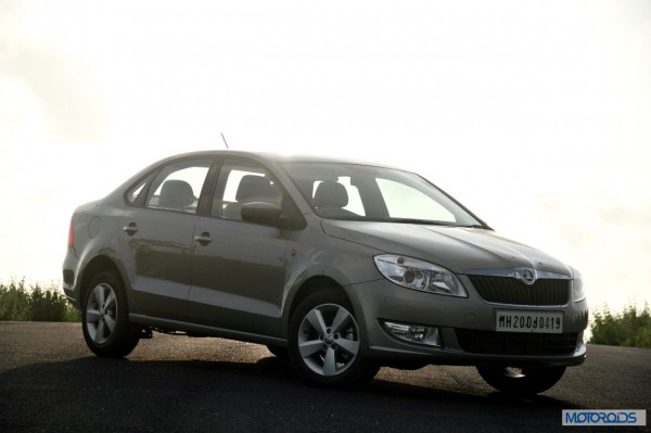 new 2014 skoda rapid facelift front (1)