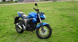 Suzuki Gixxer 155 Review The Namesake Motoroids