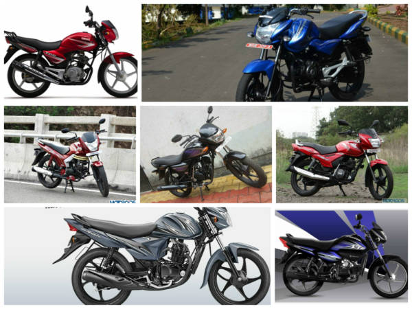 top commuter motorcycles