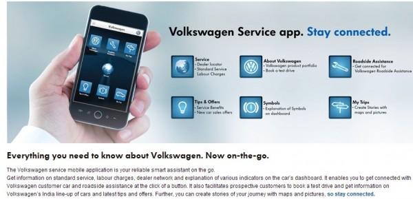 vw app