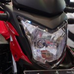 New 2014 Honda CB150R spotted at Indonesia Motorcycle Show