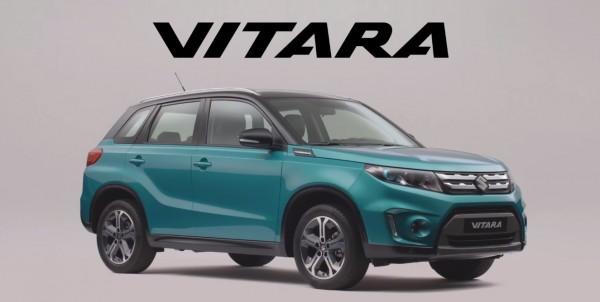 OFFICIAL VIDEO: 2015 Suzuki Grand Vitara in action