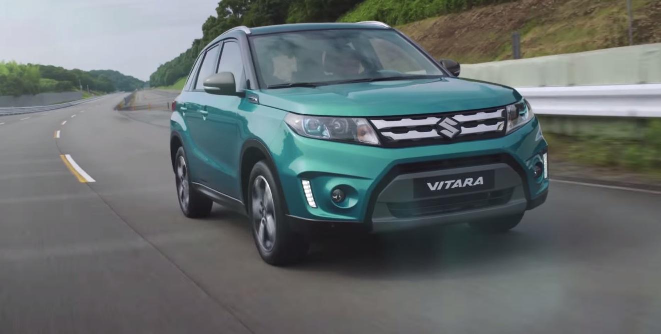 2015 Suzuki Grand Vitara 2