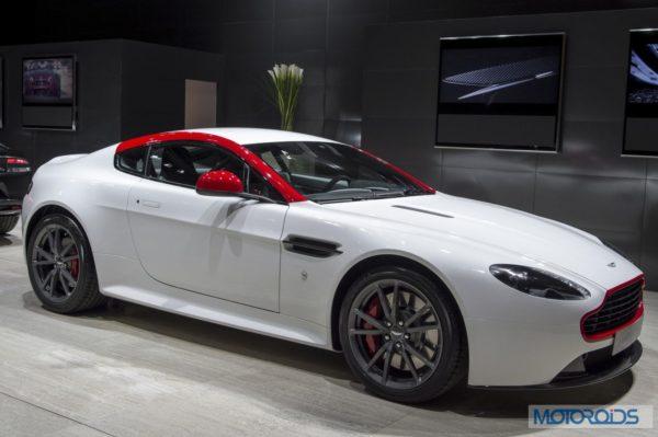 Aston Martin at Paris Motor Show-Image (4)