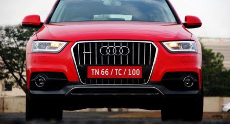 Audi Q3 35 TDI Dynamic Review: Added Dynamism
