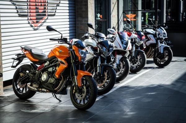 Benelli-Motorcycles