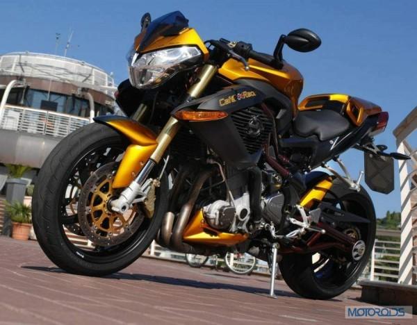 Benelli TNT 1130 Café Racer 10