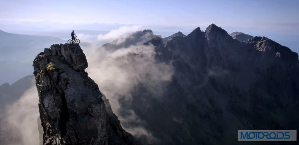Danny Macaskill - The Ridge - 1