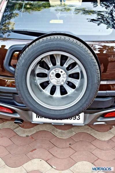 Fiat Avventura Spare Wheel (1)
