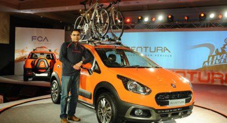 Fiat Avventura launch