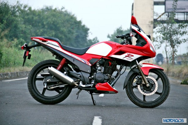 Fortpoint modified Karizma R (33)
