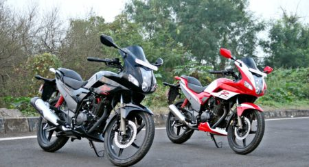 Fortpoint modified vs stock karizma (2)
