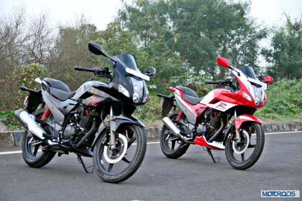 Fortpoint modified vs stock karizma (3)