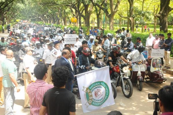 Helmet Safety Ride-Bangalore (2)